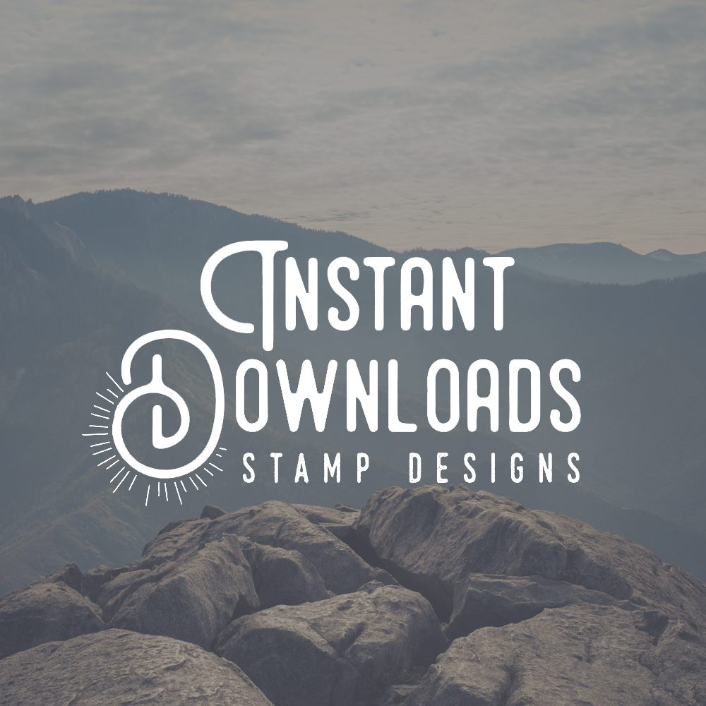 Instand download Stamp Designs